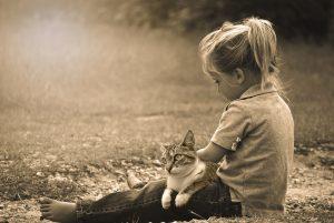 L'arrivée d'un bébé et les animaux ne sont pas incompatibles
