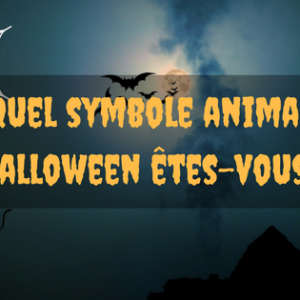 Quel symbole animal d'Halloween êtes-vous ?