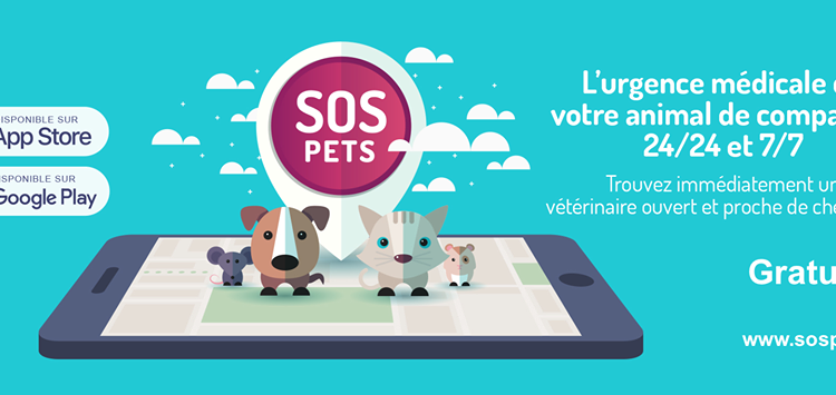 application SOS Pets