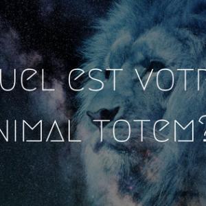 QUIZZ : Quel est votre animal totem ?